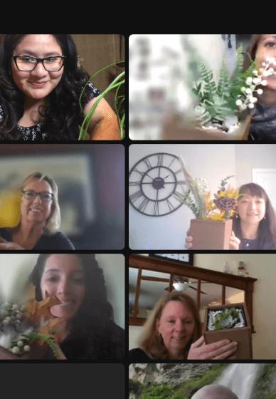 DIY Small Succulent Box