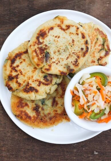 Plant-based Cooking at Home: Salvadoran